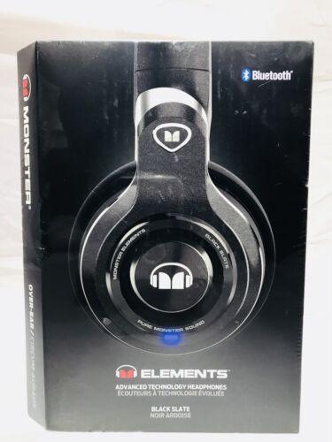Monster Element Over-Ear Sound Isolating Wireless Headphones