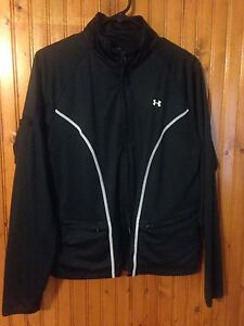 Ladies Under Armour Zippered Sweater