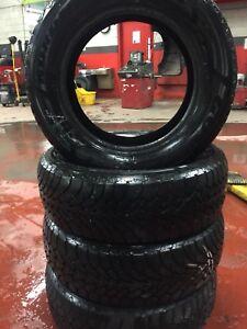 Winter tires!