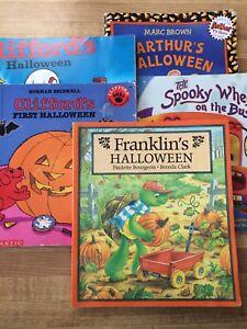 Hallowe'en Collection - 5 books