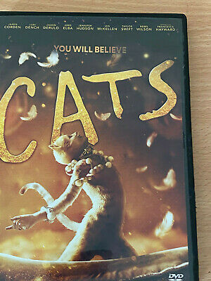 Cats [DVD] - Fast Dispatch