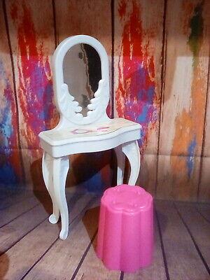 Barbie Vanity set 2pc. ! Vlintage. 1980s. Mattel. Marvelous find! Rare