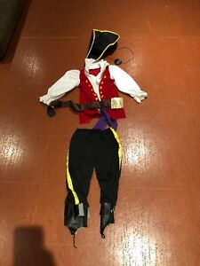 Costume de pirate (4-6)