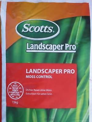 15 Kilo Scotts ICL Landscaper pro Rasendünger mit Moosverdräger 425m² ()