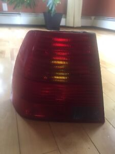 MK4 Jetta Sedan Tail Lights