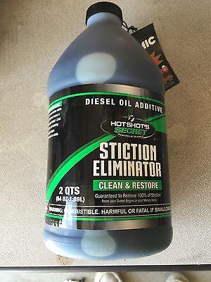 New Stiction Eliminator 64 Oz Hot Shot's Secret # HSS64Z