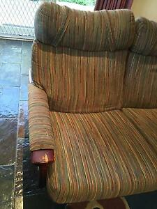 Vintage Tessa T21 3 seater lounge, chair & ottoman Ormond Glen Eira Area Preview