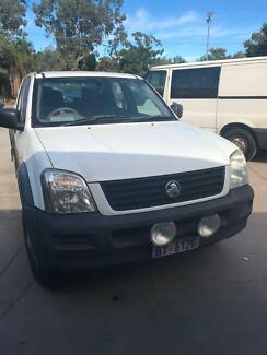 HOLDEN RODEO DUAL CAB AUTO PETROL AND GAS Landsdale Wanneroo Area Preview