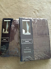 New Curtains & Bed Vallance Turrella Rockdale Area Preview
