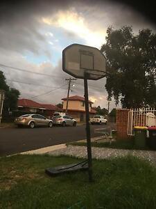 Free basketball hoop Fairfield West Fairfield Area Preview