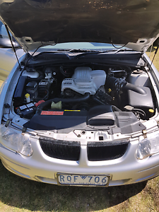 Holden Commodore VX Coolaroo Hume Area Preview