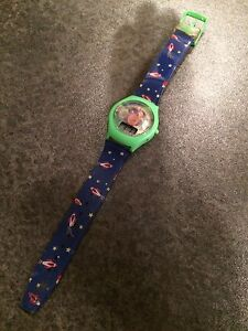 Toy Story Buzz Lightyear watch
