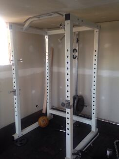 Gym equipment Largs North Port Adelaide Area Preview