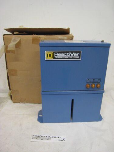 SQUARE D PFCD4005F REACTIVAR POWER FACTOR CORRECTION CAPACITOR