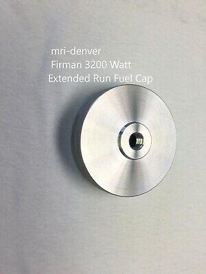 Firman 3200 Watt Inverter Generator Extended Run Fuel Cap