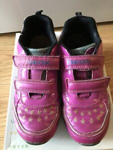 Girls Geox Sneakers with lights $20