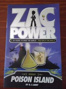 Zac Power Books - Good Condition - $4 each - See my other ADS Boronia Heights Logan Area Preview