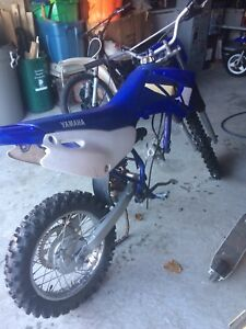 Selling parts for ttr125