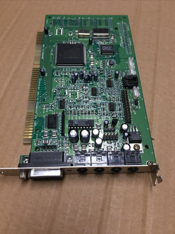 Vintage Creative CT2940 Sound Card @MB217