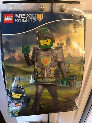 Lego Nexo Knights Aaron Boy's Costume - Size M (7-8)  - NEW!