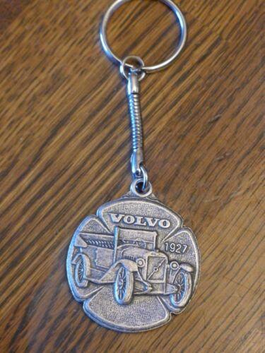 Pewter Commemorative Keychain 1927 Volvo