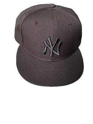 New Era Brown New York 59FIFTY Men's Cap, Size - 7 1/4