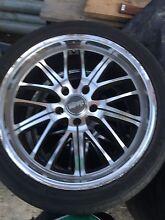 19 inch Holden wheels. Hebersham Blacktown Area Preview
