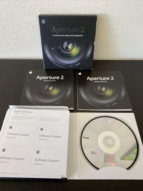 Apple Aperture 2 for Mac