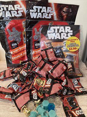 Starwars Abatons Joblot Starter Packs 30 Ind Packs Etc