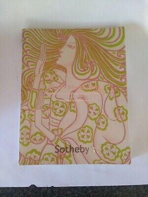 Sotheby's Dutch Modernism 5 Feb 2008 Auction Catalogue Art Nouveau Jugendstil