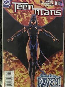 30 Teen Titans comics