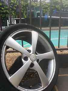 Hey Guys I have 1 Bsa rim n 3 Astra rims for sale Liverpool Liverpool Area Preview