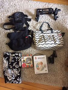 Baby items excellent or new condition