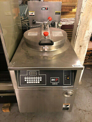 Bki Commercial Hd Digital Electric Pressure Fryer