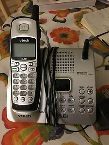 Cordless phone-V-Tech 5.8 ghz /answering machine