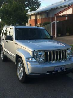2010 Jeep Cherokee Wagon - One Lady Owner, Low KMS! Kangaroo Point Brisbane South East Preview