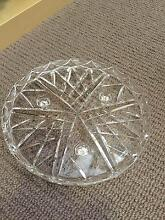 Various lead light crystal items Ridgehaven Tea Tree Gully Area Preview