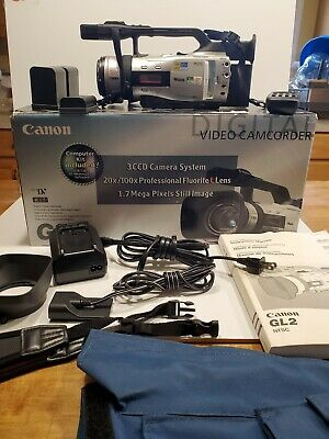 Campbell Outdoor Challenge Canon GL2 Camcorder Kit