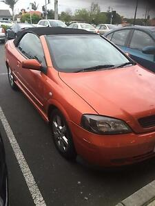 2004 Holden Astra Convertible Carnegie Glen Eira Area Preview