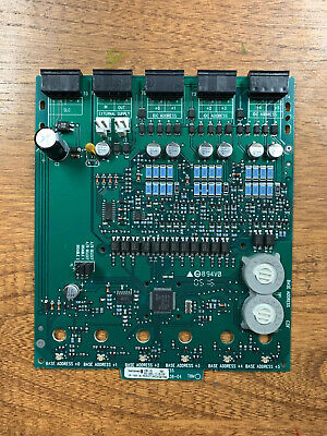 Gamewell Czm-ss Smartscan Six-zone Interface Module For Conventional Detectors
