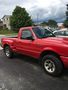 "2001 Ford Ranger ""as is"""