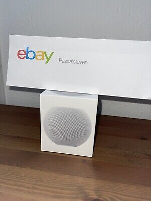 Apple HomePod mini white,weiß . 24h, arrived 2-8 days,New unopened!