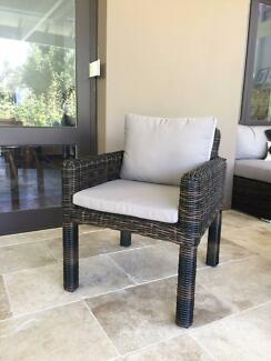 Luxurious Outdoor Chairs