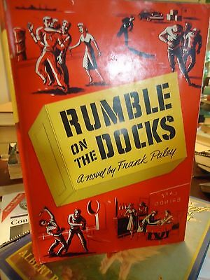 Rumble On The Docks   Paley   Brooklyn  Labor Racket  Juvenile Delinquent Novel