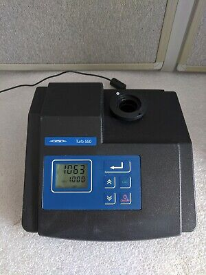 Wtw Turb 550 Turbidity Meters