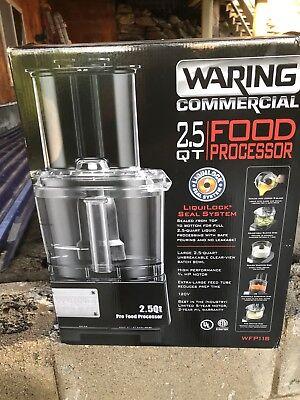 Waring Pro Wfp11s Food Processor