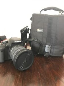 DSLR Camera Canon T2i and SIGMA LENSE