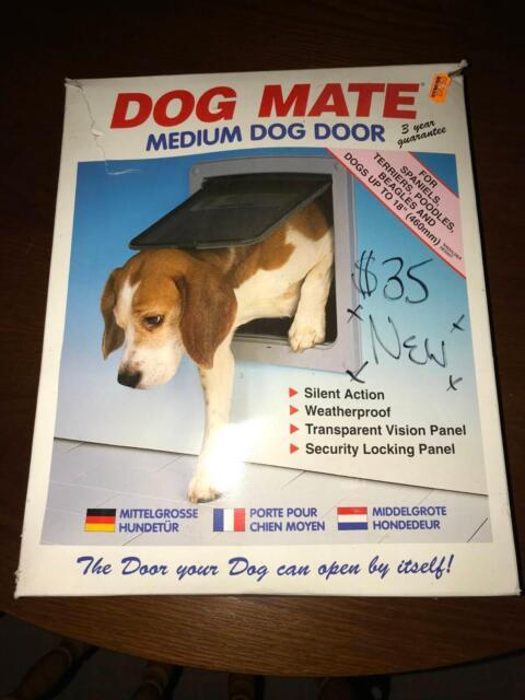 Dog Mate Medium Dog Door Pet Products Gumtree Australia