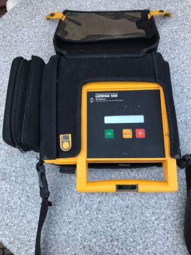 Defibrillator Medtronic Lifepak LP500