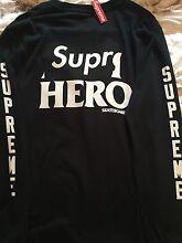 SUPREME X ANTI HERO LS BOX LOGO M DSWT Sydney City Inner Sydney Preview
